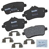Bendix CFC1630 Premium Copper Free Ceramic Brake Pad (with...