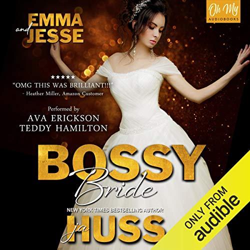 Bossy Bride audiobook cover art