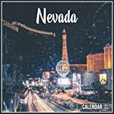 Nevada Calendar 2022: Official Planner Nevada Calendar 2022 - 2023 Monthly Weekly and Daily Nevada Calendar 2022 With Notes, 18 Month Square Nevada Calendar 2023