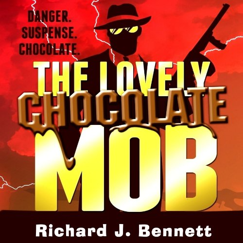 The Lovely Chocolate Mob audiobook cover art