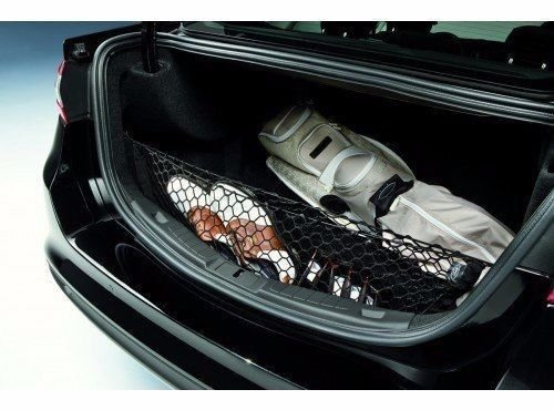 Trunknets Inc Envelope Style Trunk Cargo Net for Ford Fusion 2017 2018 2019 2020...