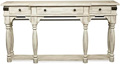 Amazon.com: Stein World Furniture Cordoba Sofa Table, Bistre ...