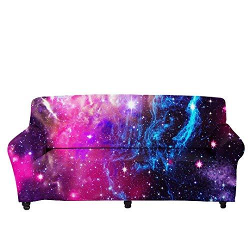 JBNJV Funda de sofá elástica Funda de sofá Fundas de sofá para sofás Loveseats Funda de sofá Universal para sillón/Loveseat/Sofá/Sofá Grande para Sala de Estar Decoración del hogar, Shine Ga