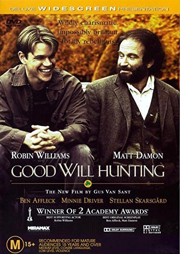 deluxe widescreen - Good Will Hunting (1 DVD)