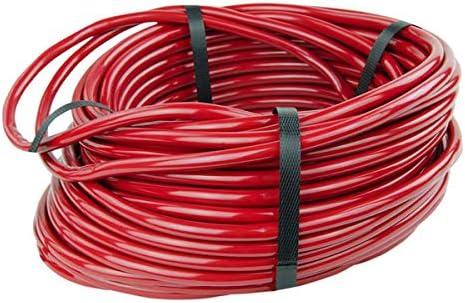 Hard Bendable Purchase Flame-Retardant Opaque Red Tubing Nylon for Virginia Beach Mall Metric