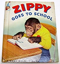 Zippy's Goes to School: A Real Live Animal Book