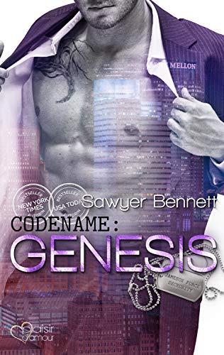 Codename: Genesis (Jameson Force Security Group 1)
