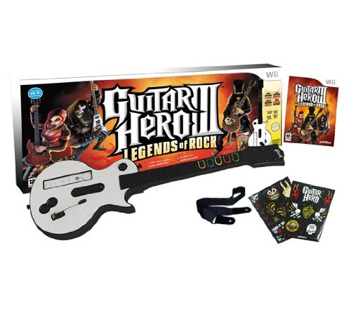 Guitar Hero III: Legends of Rock inkl. Gitarren Controller