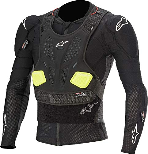 ALPINESTARS BIONIC PRO v2 PROTECTION JACKET B/Y (XL)
