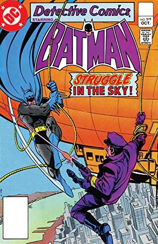 Detective Comics (1937-2011) #519 (English Edition)