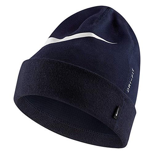 Nike Team Unisex Beanie Beanie, Unisex – Adulto, obsidian/white, MISC, taglia unica