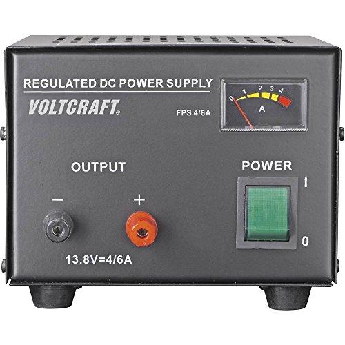Voltcraft FSP-1134 Labornetzgerät, Festspannung 13.8 V/DC 4 A 55 W Anzahl Ausgänge 1 x