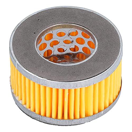Motorluftfilter, Papierfilterelemente Leicht und verschleißfest für Luftkompressor-Vakuumpumpen-Filterzubehör
