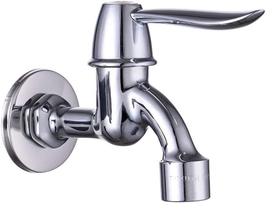 WEY Faucets Faucet Tap Taps Brass Machine Single All items free shipping Max 51% OFF Washing Qu Cold