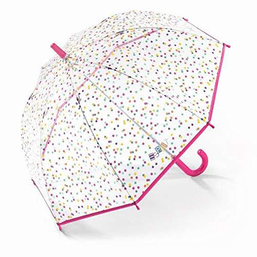 ESPRIT Domeshape Kids Colored Dots Kindergarten Stokscherm Paraplu 50821