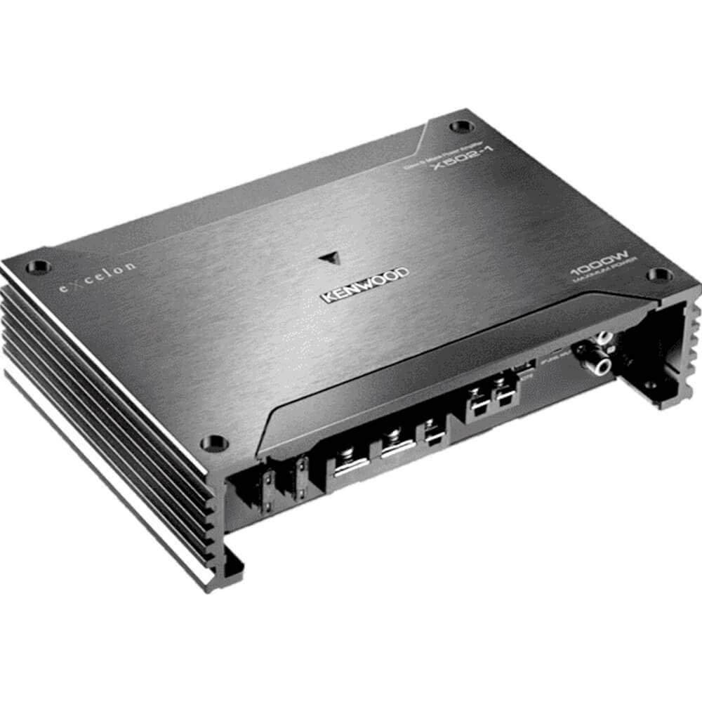 Kenwood X502-1 Class D Monoblock Power Amplifier X5021 (Certified Refurbished)