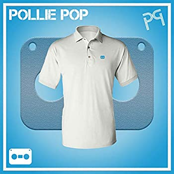 White Polo Teal Tape  #ScrewedNChopped
