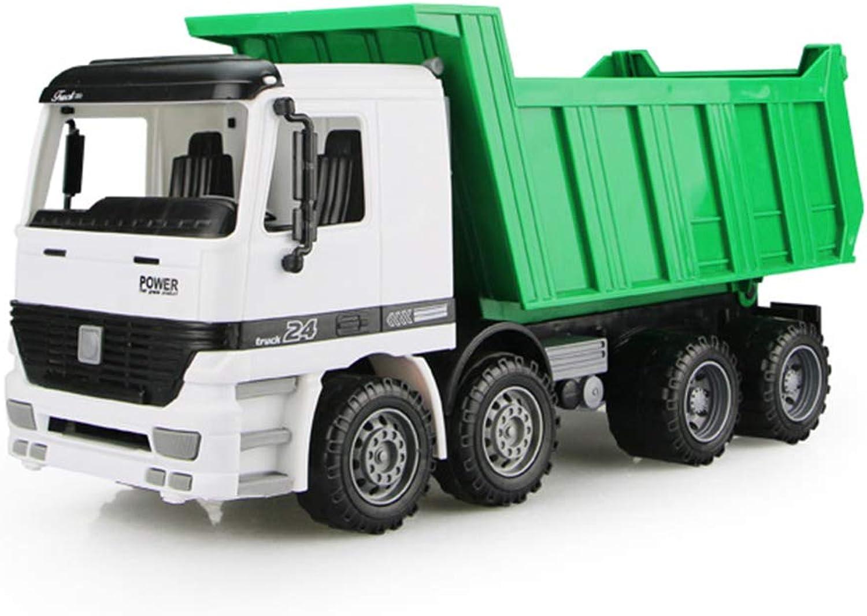 Seleccione de las marcas más nuevas como Mababys Niño Cochero Juguete Camión volquete de Jugara para Niños, Niños, Niños, camión Grande Transporte de inercia Modelo de Cochero de Juguete  ventas calientes