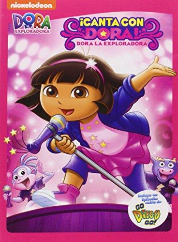 Dora La Exploradora: Canta Con Dora [DVD]