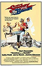 Smokey and the Bandit Movie POSTER 27 x 40, Burt Reynolds Sally Field, A, MADE IN THE U.S.A.