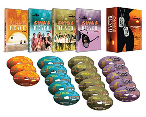 China Beach The Complete Collection
