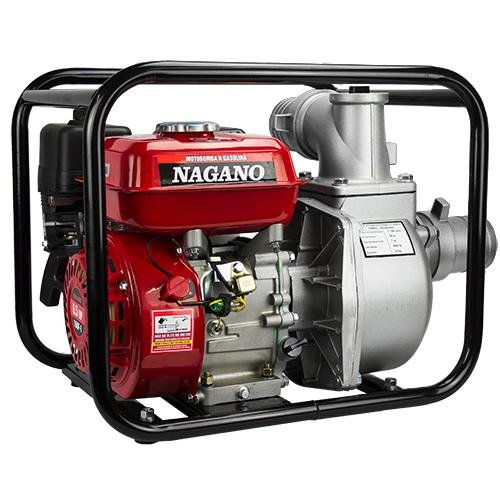 Motobomba a Gasolina 6.5 HP 3 Pol Partida Manual - NMBG3