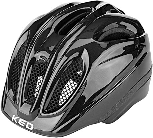 KED Meggy Helm Kinder Black Kopfumfang S/M | 49-55cm 2020 Fahrradhelm