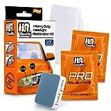 H&A QUALITY Headlight Restoration Kit, Car Headlights Lens...