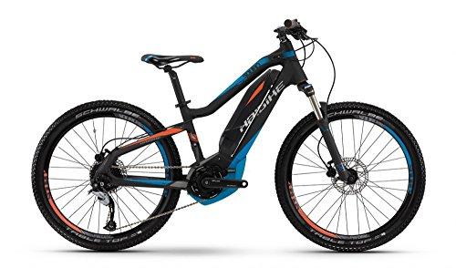 Haibike Sduro Hardfour Rx 24 - Bicicletas Eléctricas Para Niños - Azul/Negro...