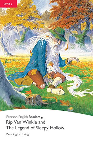 Level 1: Rip Van Winkle & The Legend of Sleepy Hollow (Pearson English Graded Readers) (English Edition)の詳細を見る