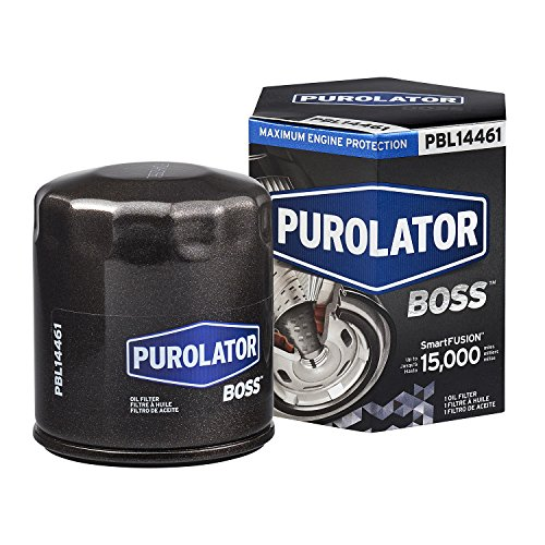 Purolator PBL14461 Black Single PurolatorBOSS Maximum Engine Protection Spin On Oil Filter