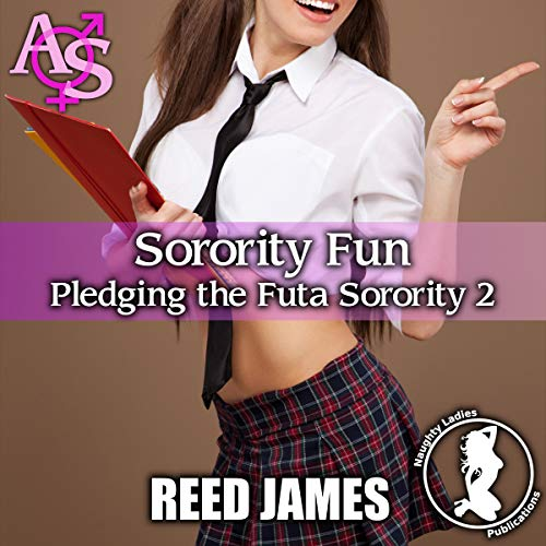 Sorority Fun Audiobook By Reed James cover art