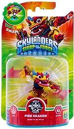 Figurine Skylanders - Swap Force - Swap Force Fire Kraken