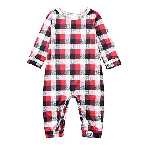 IFOUNDYOU Damen Weihnachtskinder Weihnachten Pyjama Lässig Nachthemd Homewear...