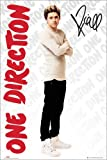 Poster One Direction - Niall Logos - preiswertes Plakat,