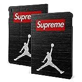 lightly Ctbdr Jorqctn Suprramra Locto Black Leather Cover Flip Funda iPad Case For Funda iPad Air3 10.5 Inch