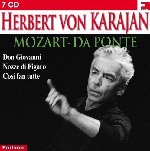 Mozart,Da Ponte,Karajan