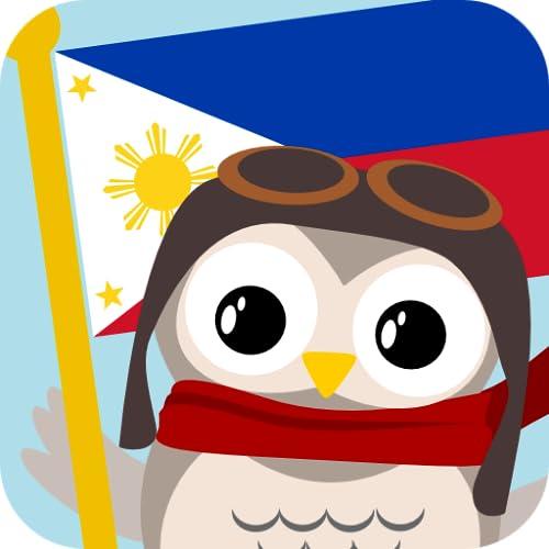 Gus on the Go: Filipino (Tagalo) para Crianças
