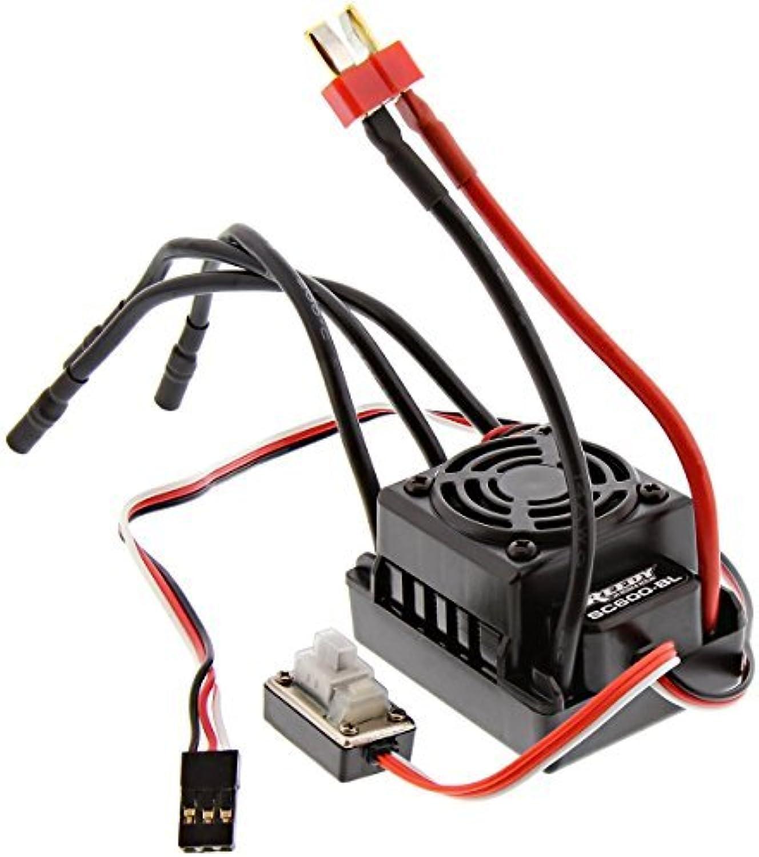 grandes precios de descuento AE Team Associated 1 10 SC10B RS 2WD 2WD 2WD  REEDY SC600-BL BRUSHLESS ESC  Sensorless by Team Associated  cómodo