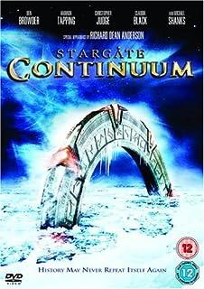 Stargate: Continuum [DVD] (B001AQNP96) | Amazon price tracker / tracking, Amazon price history charts, Amazon price watches, Amazon price drop alerts