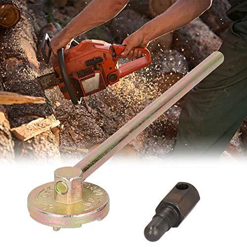 Outil d arrêt de piston de retrait de volant d outil électrique de scie à chaîne Outil d arrêt de piston Outil d arrêt de piston de tronçonneuse exquis, pour