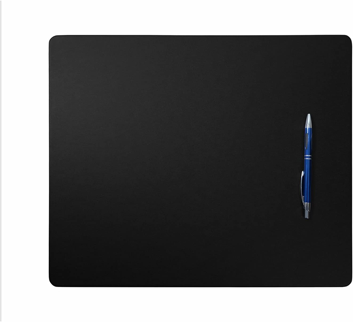 Dacasso Black Leatherette 17  x 14  Conference Table Pad - Laptop Pad - Predective Pad