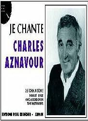 Partition : Je chante Aznavour