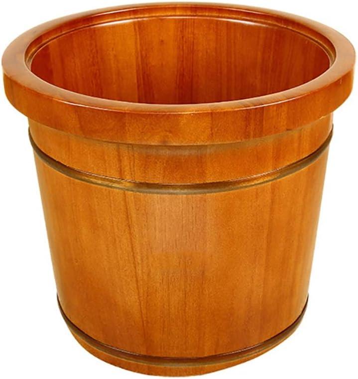 JHDPH In stock Wood Foot All items in the store Bath Barrel Fir T Bucket