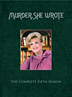 Murder She Wrote: Complete Fifth Season [DVD] [Import]