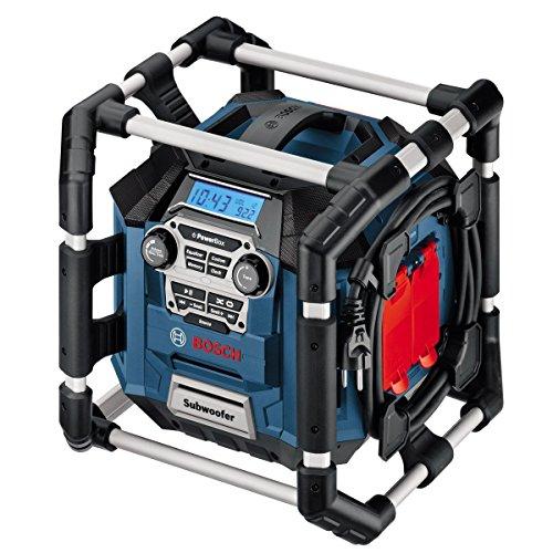 Bosch Professional 06014297W0 Radio de chantier GML 20