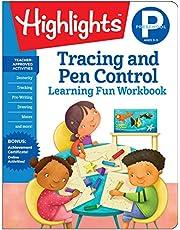 Preschool Tracing and Pen Control