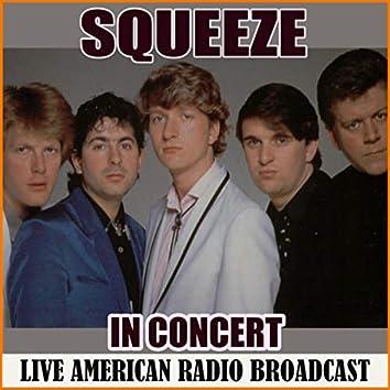 Sqeeze in Concert (Live)