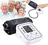 Peachberry Automatic Digital Blood Pressure/BP Monitor/Machine for Home Use, Pulse Rate Monitoring Meter with Cuff 22-40cm, 99 Sets of Memory(2 People)