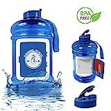 Bottiglia d'acqua 2,2 litri